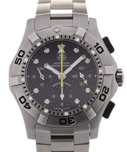 TAG Heuer Aquaracer Automatic Black Dial Stainless Steel