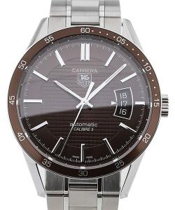 TAG Heuer Carrera Automatic Carrera 39 Automatic Brown Dial