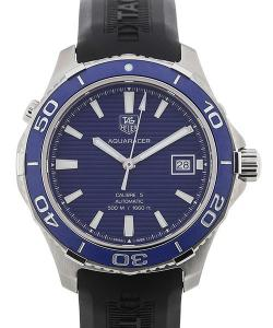 TAG Heuer Aquaracer Automatic Aquaracer 41 Automatic Blue Dial