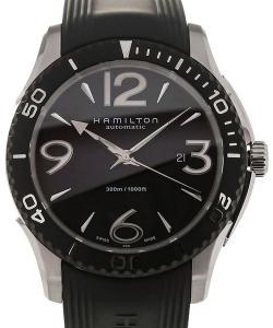 Hamilton Jazzmaster 45 Seaview Black Dial