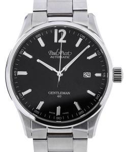 Paul Picot Gentleman 40 Black Dial