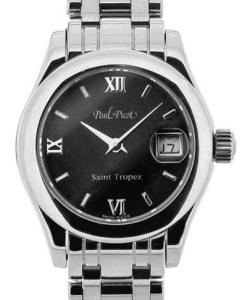 Paul Picot Saint Tropez Classic Black Dial