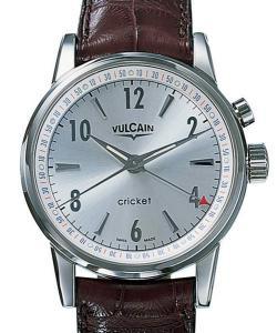 Vulcain Cricket Classic Silver Dial