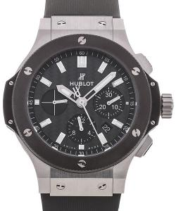 Hublot Big Bang 44 Chronograph Rubber