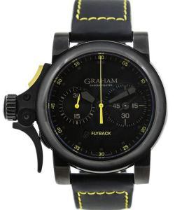 Graham Chronofighter Trigger Yellow