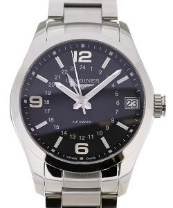 Longines Conquest Classic 42 Automatic GMT