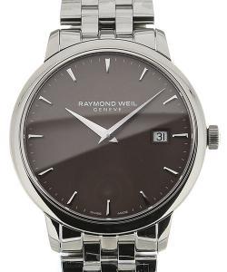 Raymond Weil Toccata 39 Brown Dial Steel