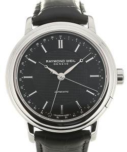 Raymond Weil Maestro 44 Automatic Black Dial