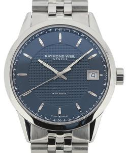Raymond Weil Freelancer 43 Automatic Blue Dial
