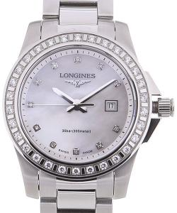 Longines Conquest 30 Quartz Gemstone