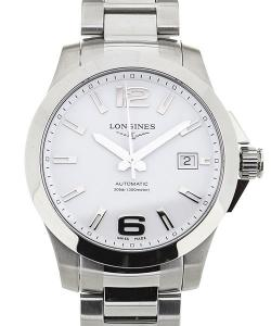 Longines Conquest 39 Automatic Steel