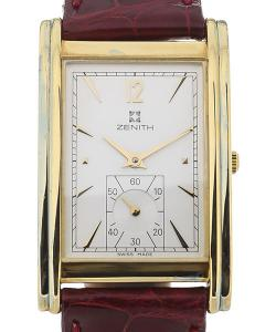Zenith Vintage Rectangle Small Second