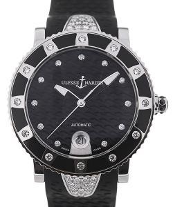 Ulysse Nardin Marine 40 Lady Diver Gemstone