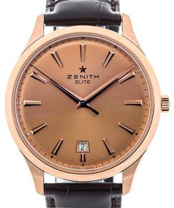 Zenith Captain Central Second 40 Rose Gold