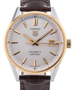TAG Heuer Carrera 39 Date Yellow Gold