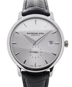 Raymond Weil Toccata 39 Small Second Silver Dial