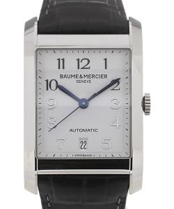 Baume & Mercier Hampton 47 Automatic Leather