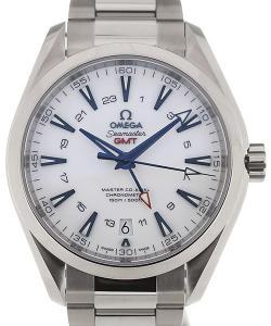 Omega Seamaster Aqua Terra Automatic Seamaster Aqua Terra 43 Automatic GMT