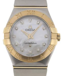 Omega Constellation 27 Steel Dual Tone