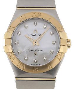 Omega Constellation 27 Steel Dual Tone