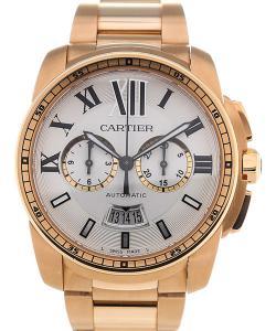 Cartier Calibre 42 Chronograph Steel