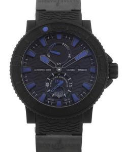 Ulysse Nardin Marine 46 Black Sea Blue Index