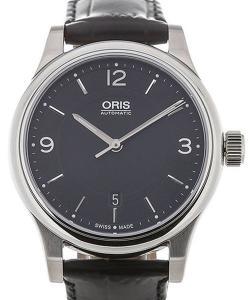 Oris Classic 42 Date Leather