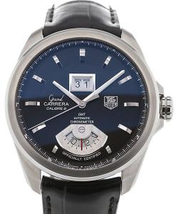 TAG Heuer Grand Carrera 43 Automatic GMT