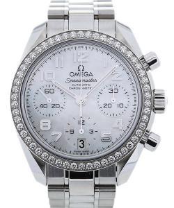 Omega Speedmaster Chronograph 38 Steel