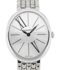 Eberhard & Co. Gilda Silver Dial Ladies