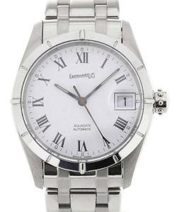Eberhard & Co. Aquadate 39 Silver Dial Date