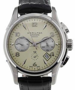 Hamilton Jazzmaster 42 Automatic Leather