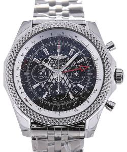 Breitling for Bentley 49 GMT Chronograph