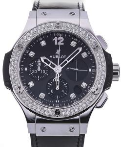 Hublot Big Bang Shiny 41 Automatic Black Leather
