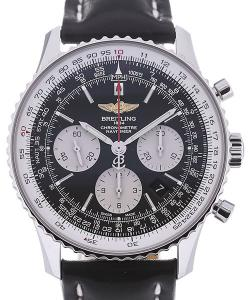 Breitling Navitimer Automatic Chronograph Navitimer 43 Automatic Chronograph Leather