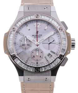 Hublot Big Bang 41 Automatic Beige Leather