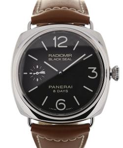 Panerai Radiomir Black Seal 45 Brown Leather