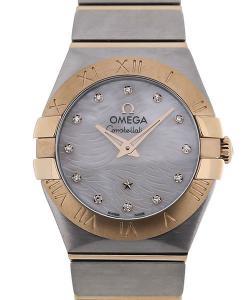 Omega Constellation 24 Dual Tone