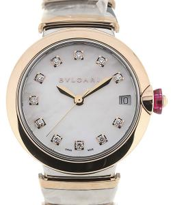 Bulgari Lucea 33 Automatic Gemstone