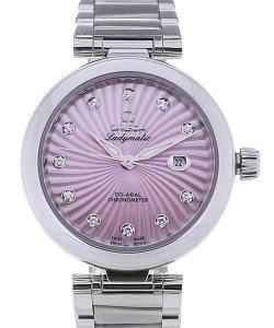 Omega Ladymatic 34 Chronometer Gemstone