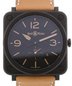 Bell & Ross Aviation Heritage 39 Quartz