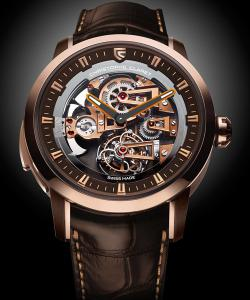 Christophe Claret Soprano 45 Manual Brown Leather