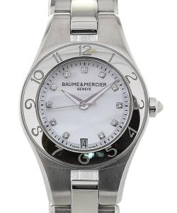 Baume & Mercier Linea 27 MoP Diamonds