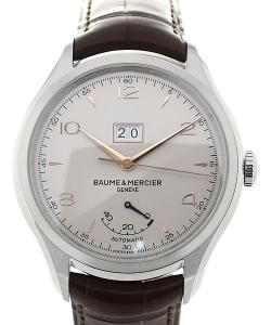 Baume & Mercier Clifton Automatic 43 Silver Dial