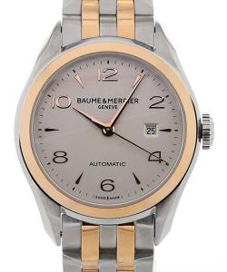 Baume & Mercier Clifton 30 Bicolor Date