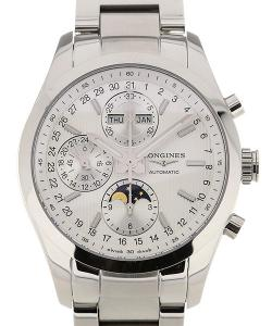 Longines Conquest 42 Moonphase Chronograph