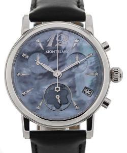 Montblanc Star Collection 36 Ladies Chronograph Quartz