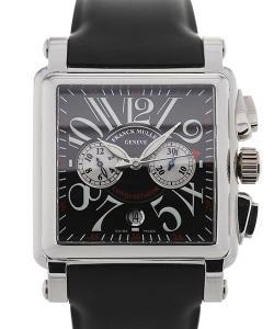 Franck Muller Conquistador Cortez Black Chronograph