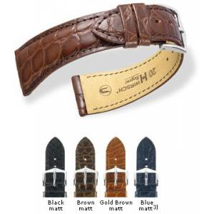 Sonstiges Hirsch Uhrenarmband Leder Regent Alligator 041 07