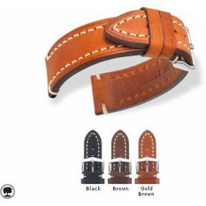 Sonstiges Hirsch Uhrenarmband Liberty Kalbsleder 1090 02